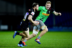 James Short of Exeter Chiefs - Mandatory by-line: Ryan Hiscott/JMP - 25/11/2019 - RUGBY - Sandy Park - Exeter, England - Exeter Braves v Harlequins - Premiership Rugby Shield
