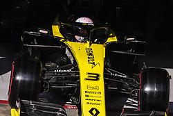 February 21, 2019 - Barcelona, Barcelona, Spain - Daniel Ricciardo from Australia with 03 Renault F1 Team RS19 in action during the Formula 1 2019 Pre-Season Tests at Circuit de Barcelona - Catalunya in Montmelo, Spain on February 21. (Credit Image: © Xavier Bonilla/NurPhoto via ZUMA Press)