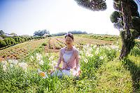 Etsuko Morinaga at Nokonoshima, Fukuoka - Japan