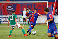 SOCCER : GFC Ajaccio vs Red Star -Coupe de la ligue - 08/22/201<br /> T. Campanini (GFCA) vs (Red Star)<br /> <br /> Norway only