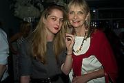 DAISY DE VILLENEUVE; JAN DE VILLENEUVE, Elizabeth Arden's 'Eight Hour' party. Kingly St. London. 7 August 2008. *** Local Caption *** -DO NOT ARCHIVE-© Copyright Photograph by Dafydd Jones. 248 Clapham Rd. London SW9 0PZ. Tel 0207 820 0771. www.dafjones.com.