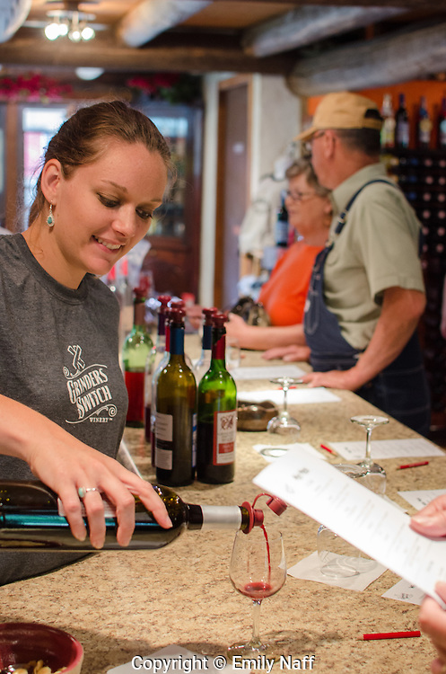 Grinders Switch Winery, ArtsandAgTour2015, Hickman County, TN