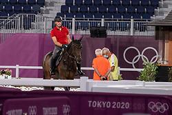Dibowski Andreas, GER, FRH Corrida, 234<br /> Olympic Games Tokyo 2021<br /> © Hippo Foto - Dirk Caremans<br /> 26/07/2021
