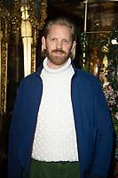 Alistair Guy at the  Lu Vixen luxury shoe brand hosts first presentation during London Fashion Week, Café Royale, London. 17.02.20