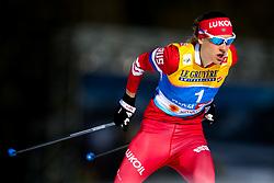February 21, 2019 - Seefeld In Tirol, AUSTRIA - 190221 Natalia Matveeva of Russia competes in womenÃ•s cross-country skiing sprint qualification during the FIS Nordic World Ski Championships on February 21, 2019 in Seefeld in Tirol..Photo: Vegard Wivestad GrÂ¿tt / BILDBYRN / kod VG / 170285 (Credit Image: © Vegard Wivestad Gr¯Tt/Bildbyran via ZUMA Press)