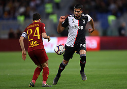 May 12, 2019 - Rome, Italy - Emre Can of Juventus during the Italian Serie A football match AS Roma v Fc Juventus at the Olimpico Stadium in Rome, Italy on May 12, 2019. (Credit Image: © Matteo Ciambelli/NurPhoto via ZUMA Press)