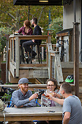 Photography from Puritan Brewing Company in Fayetteville, Arkansas, for NW Metro 2016.<br /> <br /> Photo by Beth Hall