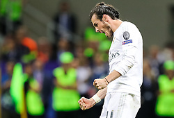 Gareth Bale of Real Madrid reacts during penalty shots at football match between Real Madrid (ESP) and Atlético de Madrid (ESP) in Final of UEFA Champions League 2016, on May 28, 2016 in San Siro Stadium, Milan, Italy. Photo by Vid Ponikvar / Sportida