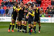 Doncaster Rovers v Rotherham United 111117