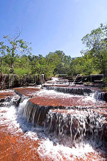 Cachoeira do Lajeado - Rio Lajeado em Ponte Alta do Tocantins  Local: Ponte Alta do Tocantins - TO Data: 02/2008 Tombo:  19DM017 Autor: Delfim Martins