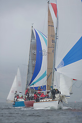 Day one of the Silvers Marine Scottish Series 2015, the largest sailing event in Scotland organised by the  Clyde Cruising Club<br /> Racing on Loch Fyne from 22rd-24th May 2015<br /> GBR2496 , Valhalla of Ashton , Alan Dunnet , CCC , Swan 36<br /> <br /> <br /> Credit : Marc Turner / CCC<br /> For further information contact<br /> Iain Hurrel<br /> Mobile : 07766 116451<br /> Email : info@marine.blast.com<br /> <br /> For a full list of Silvers Marine Scottish Series sponsors visit http://www.clyde.org/scottish-series/sponsors/