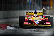 September 2-4, 2011. Indycar Baltimore Grand Prix. 34 Sebastian Saavedra Bogota Es Mundial   (Eric Bachelart)