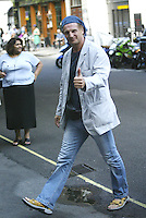Liam Neeson in Great Form Charlotte st London