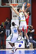 DESCRIZIONE : Cremona Lega A 2015-2016 Vanoli Cremona Grissin Bon Reggio Emilia<br /> GIOCATORE : Amedeo Della Valle  Massimiliano Menetti Coach<br /> SQUADRA : Grissin Bon Reggio Emilia<br /> EVENTO : Campionato Lega A 2015-2016<br /> GARA : Vanoli Cremona  Grissin Bon Reggio Emilia<br /> DATA : 07/11/2015<br /> CATEGORIA : Coach<br /> SPORT : Pallacanestro<br /> AUTORE : Agenzia Ciamillo-Castoria/F.Zovadelli<br /> GALLERIA : Lega Basket A 2015-2016<br /> FOTONOTIZIA : Cremona Campionato Italiano Lega A 2015-16  Vanoli Cremona Grissin Bon Reggio Emilia<br /> PREDEFINITA : <br /> F Zovadelli/Ciamillo