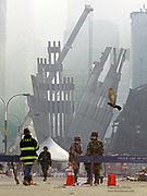 September 11th 2001, 911 Ground Zero 20th Anniversary