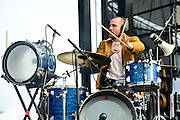 MUTEMATH performs at The Bamboozle music festival, May 2, 2010. East Rutherford, NJ.