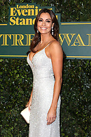 Melanie Sykes, London Evening Standard Theatre Awards, Theatre Royal Drury Lane, London UK, 03 December 2017, Photo by Richard Goldschmidt