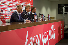 New Coach Of the Poland National Football Team - 23 July 2018