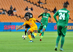 During the  clash between Chiefs FC and Amazulu FC at FNB stadium on Saturday 17 March 2018. At half time the match was still at (0-0)<br /> Picture: Timothy Bernard AfricanNewsAgency /(ANA)