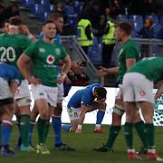 20190224 Rugby, 6 Nazioni : Italia vs Irlanda