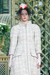 Paris Fashion Week Haute Couture model, Kaia Gerber walks the runway at the CHANEL Show. 23 Jan 2018 Pictured: CHANEL. Photo credit: Newspictures/ MEGA TheMegaAgency.com +1 888 505 6342