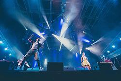 S.A.R.S. during music festival Schengen fest od / 1. August in Vinica, Slovenia.  Photo by Grega Valancic / Sportida