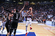 Ruzzier<br /> Kontatto Fortitudo Bologna vs Segafredo Virtus Bologna<br /> Campionato Basket LNP 2016/2017<br /> Bologna 14/04/2017<br /> Foto Ciamillo-Castoria/A. Gilardi