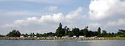 Eton,  GREAT BRITAIN. Crews passing the enclousure at Eton Schools' Regatta, Eton Rowing Centre, Dorney Lake. [Finish of cancelled National Schools Regatta], Saturday, 07/06/2008  [Mandatory Credit:  Peter SPURRIER / Intersport Images]. Rowing Courses, Dorney Lake, Eton. ENGLAND