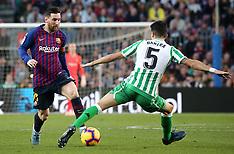 FC Barcelona v Real Betis Balompie - 11 Nov 2018