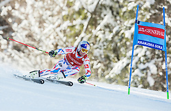Alexis Pinturault (FRA) competes during 9th Men's Giant Slalom race of FIS Alpine Ski World Cup 55th Vitranc Cup 2016, on March 4, 2016 in Kranjska Gora, Slovenia. Photo by Vid Ponikvar / Sportida