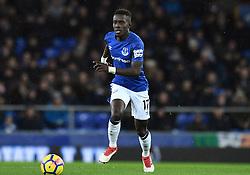 Everton's Idrissa Gueye