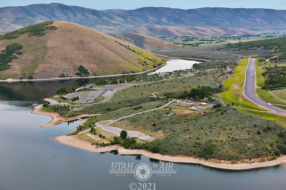 Deer Creek Reservoir State Park and Marina