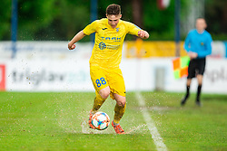 Tamar Svetlin of Domzale during football match between NK Triglav Kranj and NK Domzale in 35th Round of Prva liga Telekom Slovenije 2018/19, on May 22nd, 2019, in Sports park Kranj, Slovenia. Photo by Vid Ponikvar / Sportida