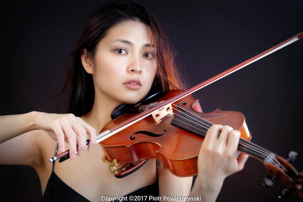 New York Musicians: Violist Chiu-Chen Liu