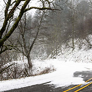 Scenic Byway # 30 Columbia River Gorge.
