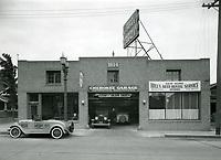 1930 Cherokee Garage at 1614 Cherokee Ave.