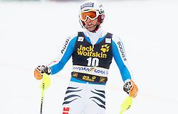 DOPFER Fritz of Germany  during 10th Men's Slalom - Pokal Vitranc 2013 of FIS Alpine Ski World Cup 2012/2013, on March 10, 2013 in Vitranc, Kranjska Gora, Slovenia. (Photo By Vid Ponikvar / Sportida.com)