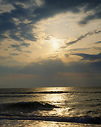 Atlantic Ocean morning, Cape Hatteras, Cape Hatteras National Seashore, North Carolina.