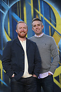 SHOT 11/10/20 4:54:21 PM - Corey Knoebel and Tyler Patrick, Attorneys with Patrick & Knoebel LLC in Denver, Colorado. (Photo by Marc Piscotty / © 2020)