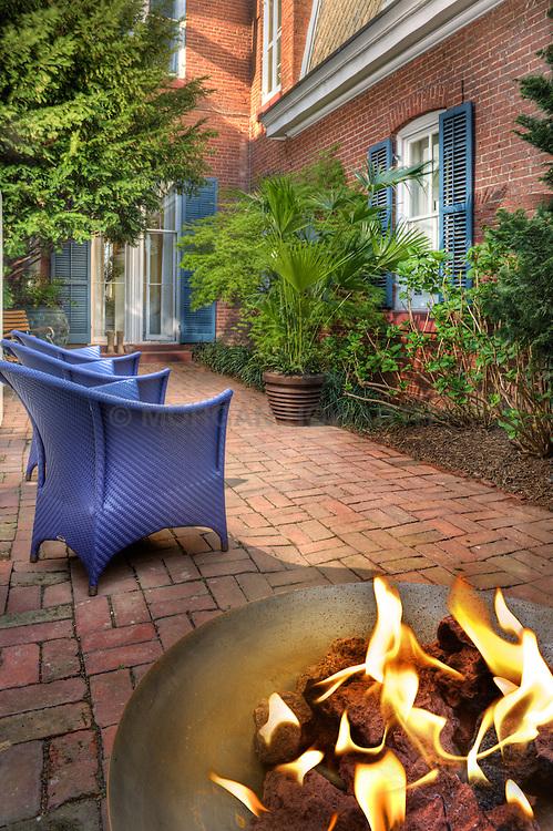 3238 O Street NW Washington, DC Design House Deck patio Verandah Porch