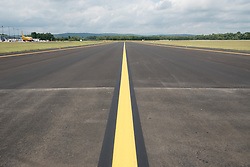 Taxiway 'J, S, U' Rehabilitation at Bradley International Airport. CT DOT Project # 165-481. Progress Construction View, Submission Four and Final, Construction Progress, August 25, 2015.