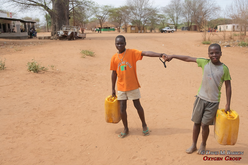 Carrying Water