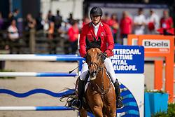 Estermann Paul, SUI, Lord Pepsi<br /> European Championship Jumping<br /> Rotterdam 2019<br /> © Dirk Caremans<br /> Estermann Paul, SUI, Lord Pepsi