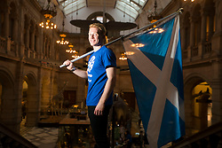 Team Scotland's diver James Heatly during a photocall at Kelvingrove Art Gallery. PRESS ASSOCIATION Photo. Picture date: Wednesday February 14, 2018. See PA story SPORT Commonwealth. Photo credit should read: Jeff Holmes/PA Wire. RESTRICTIONS: Editorial use only, No commercial use without prior permission.