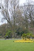 St Stephens Green Park, Dublin, Ireland