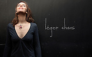 Editorial - Leger Chaos, Paris 2010 Jewelry Ad for Magazine