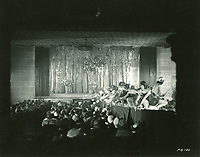 1931 Inside the Hollywood Music Box Theater