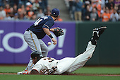 20130808 - Milwaukee Brewers @ San Francisco Giants