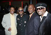 l to r: Miller London, Teddy Riley, Stephen Hill and Kango Kid at The Urban Network Magazine and Alistair Entertainment V.I.P Reception honoring Stephen Hill & Charles Warfield & theCelebration of Urban Network's 21st Anniversary held at the Canal Room on May 13, 2009 in New York City .