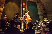 JOSEF VEJVODA TRIO modern jazz im Jazz Club Agharta.